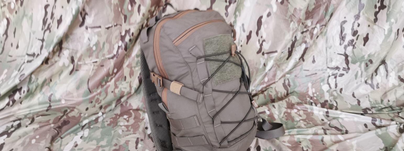 REVIEW: Mayflower 24h Assault Pack – Fixed Shoulder