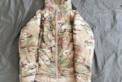 REVIEW: Snugpak SJ9 Insulated Jacket