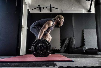 Exercises – Hexbar Deadlift Squats – Jack Of All Trades