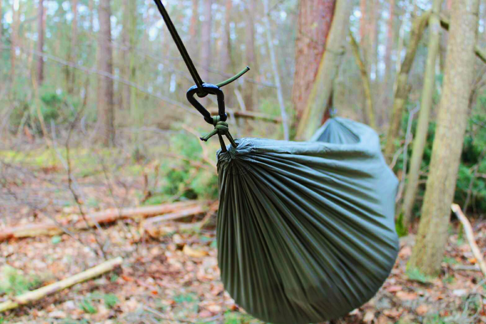 REVIEW: Snugpak Tropical Hammock