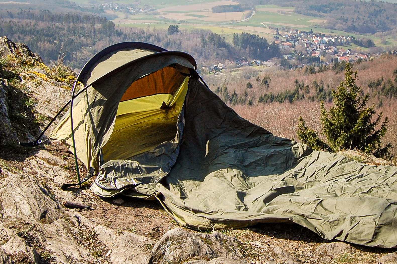 REVIEW: Snugpak Stratosphere Bivvy