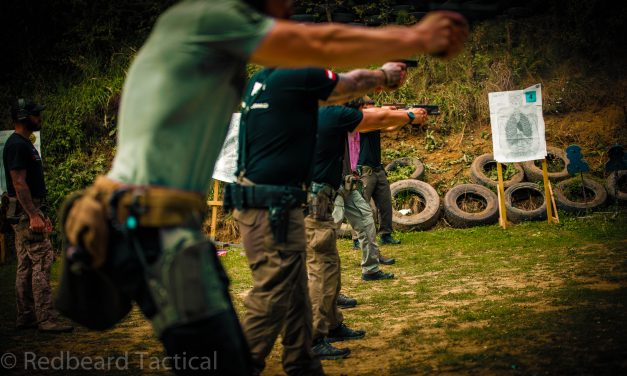AAR: Esa austria close protection officer (CPO) TRAINING