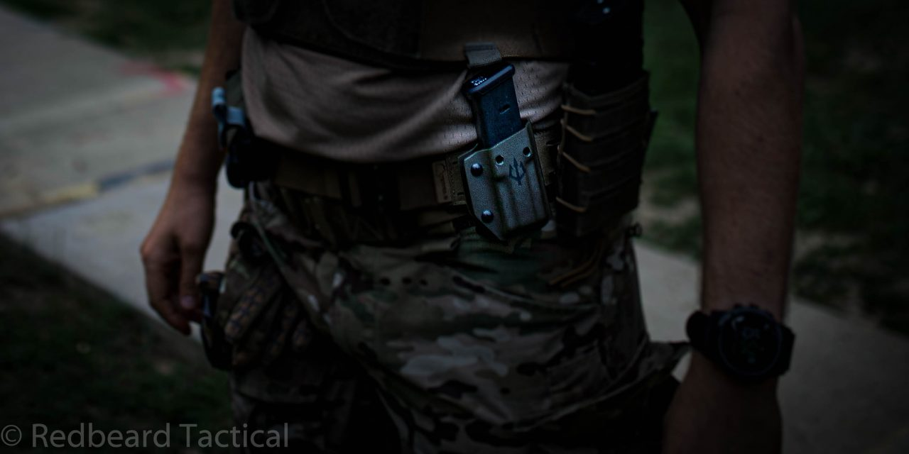 REVIEW: Black Trident – 9mm DS Pistol Magpouch