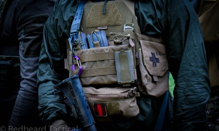 REVIEW: Velocity Systems Triple 5.56 Shingle