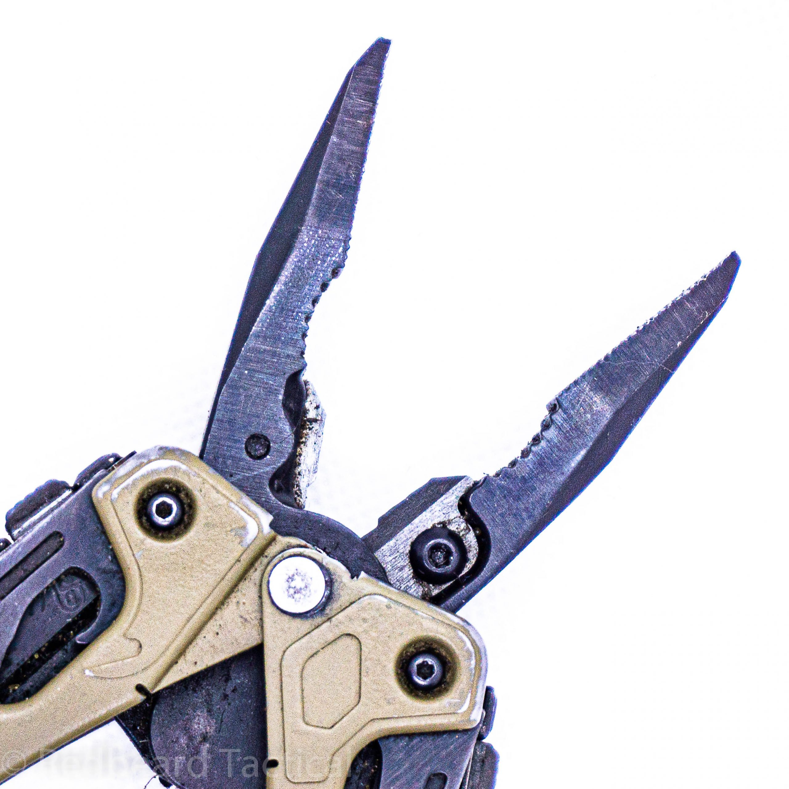 Leatherman OHT Review in use
